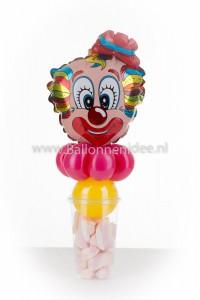 Clown Traktatiebeker €7.95