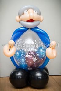 Gevulde Abraham ballon