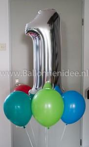 Verjaardagsdecoratie (helium)