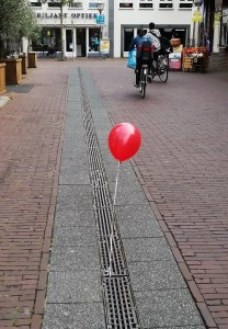 Latex Helium ballon